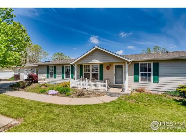 6180 Needlegrass Grn #291, Frederick, CO 80530 (MLS #4731) :: 8z Real Estate