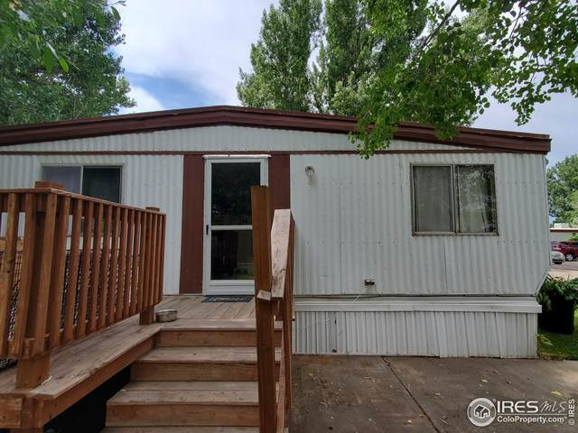 2500 E Harmony Rd #219, Fort Collins, CO 80528 (MLS #4745) :: J2 Real Estate Group at Remax Alliance