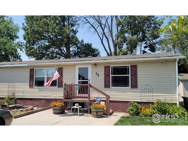 200 N 35th Ave #33, Greeley, CO 80634 (MLS #4810) :: J2 Real Estate Group at Remax Alliance