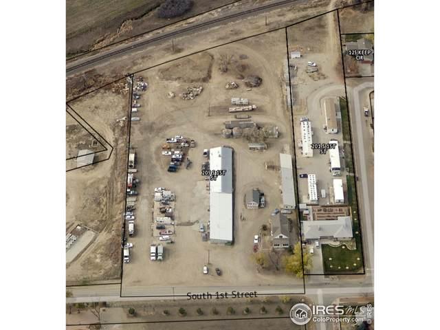 205 S 1st St, Berthoud, CO 80513 (#893997) :: Symbio Denver