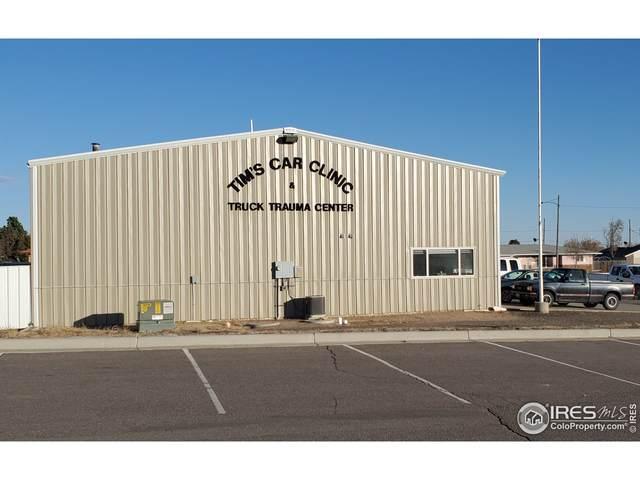 75 N First St, Keenesburg, CO 80643 (MLS #898897) :: RE/MAX Elevate Louisville
