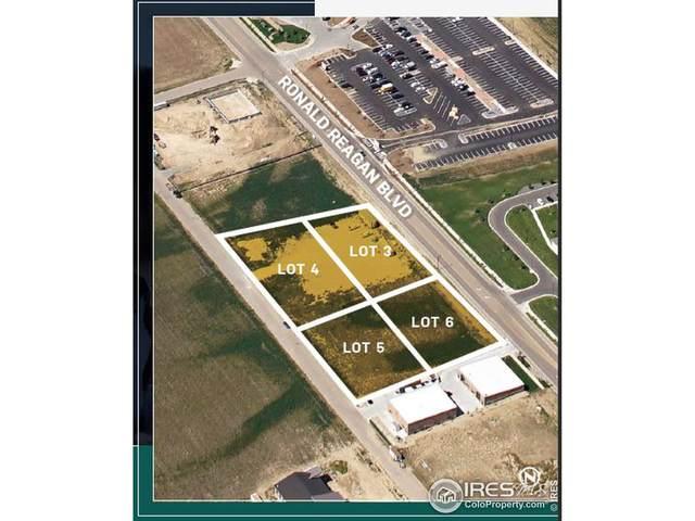 4555 Endeavor Dr #6, Johnstown, CO 80534 (MLS #904851) :: Coldwell Banker Plains