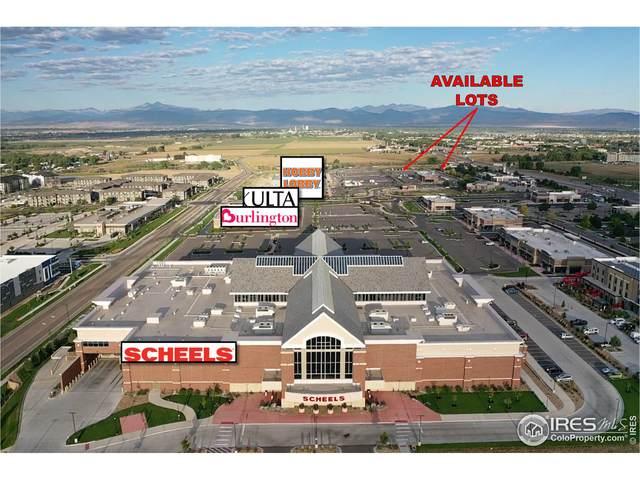 6200 E Eisenhower Blvd Lot 1 & 2, Johnstown, CO 80534 (MLS #907986) :: Tracy's Team