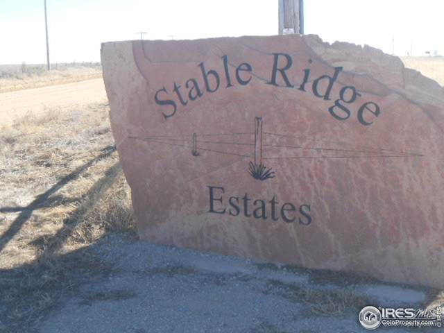 0 Road 7.3, Wiggins, CO 80654 (MLS #908629) :: Coldwell Banker Plains