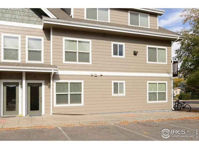 121 E Swallow Rd #115, Fort Collins, CO 80525 (#909135) :: The Griffith Home Team