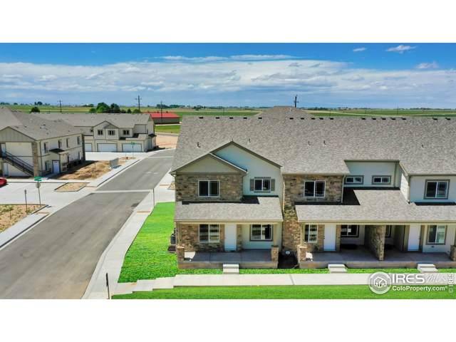 1669 Westward Pl #4, Eaton, CO 80615 (MLS #917606) :: J2 Real Estate Group at Remax Alliance
