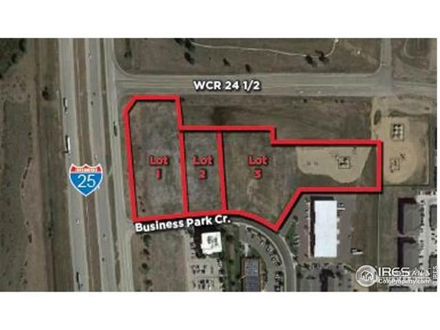 Del Camino Business Park Lot 3, Firestone, CO 80504 (MLS #918578) :: Tracy's Team