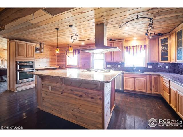 814 Hernia Hill Trl, Bellvue, CO 80512 (MLS #918732) :: J2 Real Estate Group at Remax Alliance