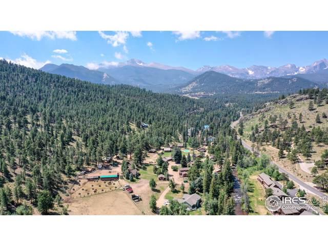 2166 Highway 66, Estes Park, CO 80517 (#919874) :: iHomes Colorado