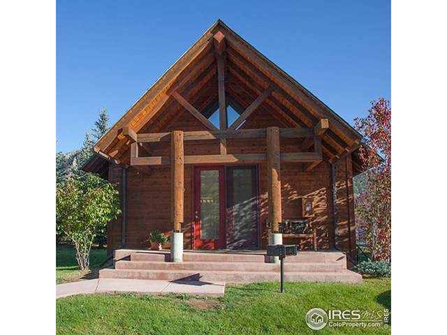 1565 Highway 66 #25, Estes Park, CO 80517 (MLS #920043) :: Bliss Realty Group