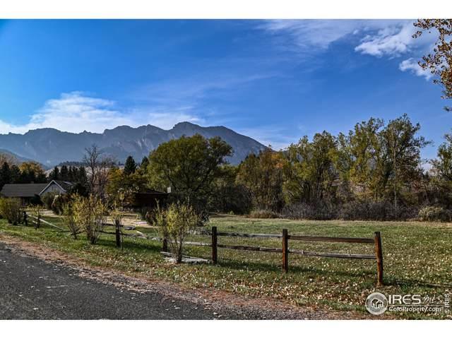 4291 Prado Dr, Boulder, CO 80303 (MLS #927570) :: Stephanie Kolesar