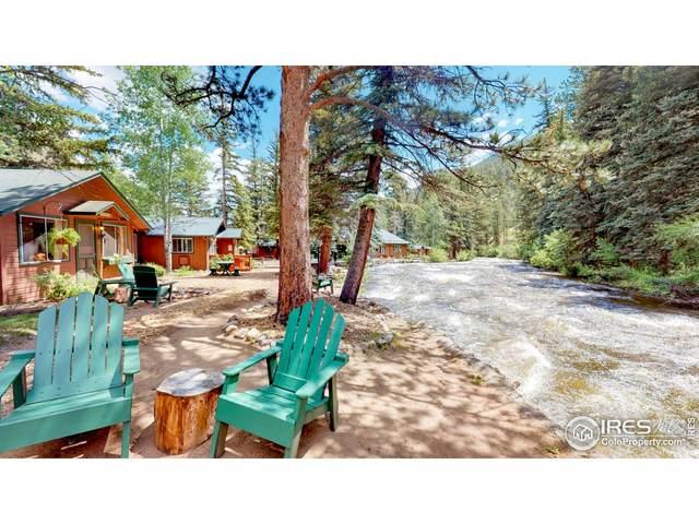 2334 Highway 66, Estes Park, CO 80517 (#929182) :: iHomes Colorado