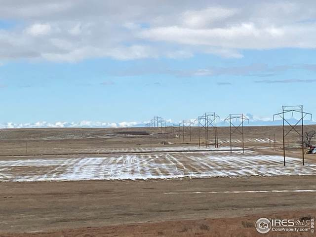 0 County Road L #1, Wiggins, CO 80654 (MLS #929492) :: Coldwell Banker Plains