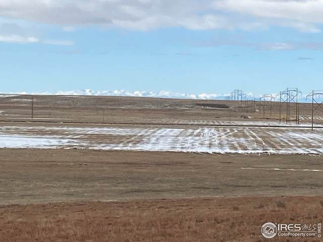 0 County Road L #3, Wiggins, CO 80654 (MLS #929615) :: Coldwell Banker Plains