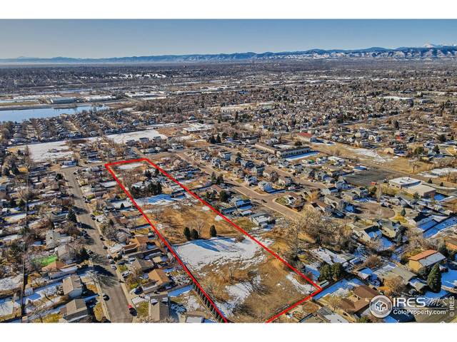 4147 W 64th Ave, Arvada, CO 80003 (#929913) :: The Griffith Home Team