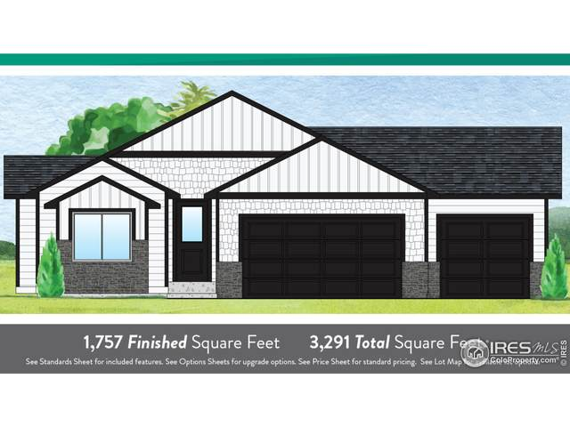 5014 Prairie Lark Ln, Severance, CO 80615 (MLS #932486) :: Find Colorado Real Estate