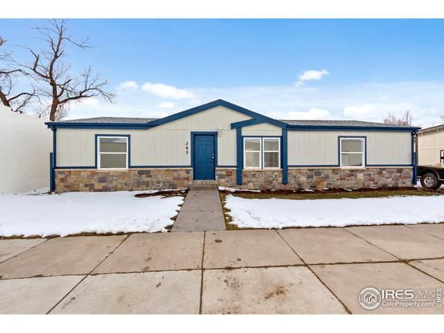 345 Logan Ave, Nunn, CO 80648 (MLS #933733) :: Downtown Real Estate Partners