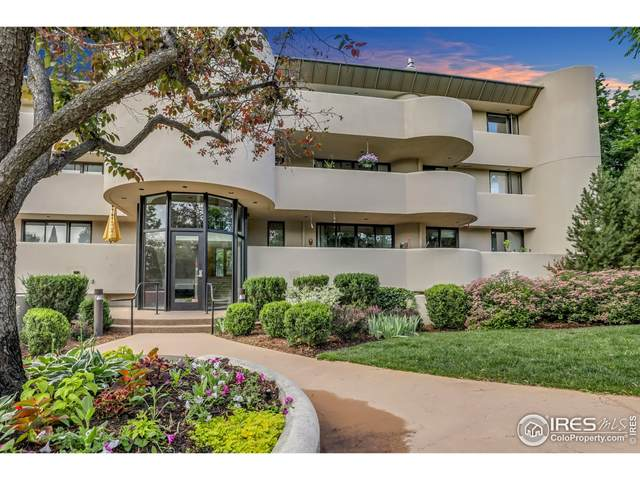 1140 Portland Pl 301 &102, Boulder, CO 80304 (MLS #934393) :: Bliss Realty Group