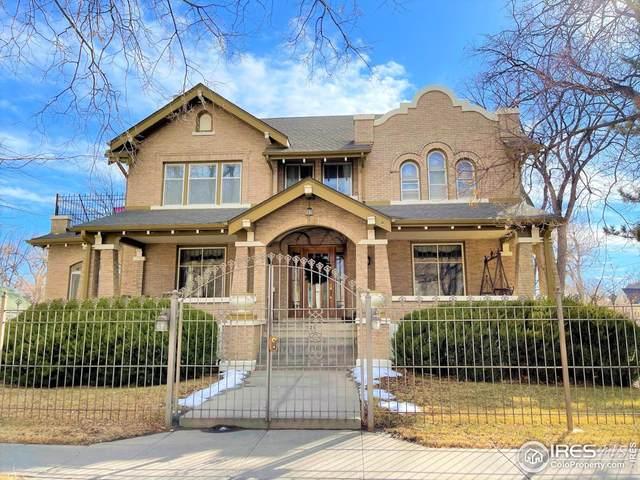 129 Denver St, Sterling, CO 80751 (MLS #934418) :: Jenn Porter Group