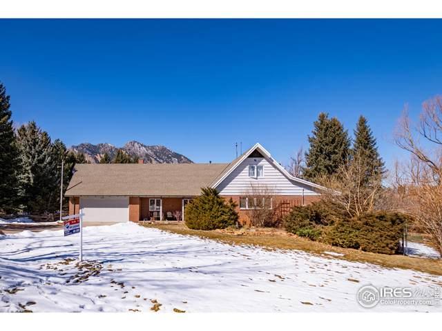 4259 Prado Dr, Boulder, CO 80303 (MLS #934619) :: J2 Real Estate Group at Remax Alliance