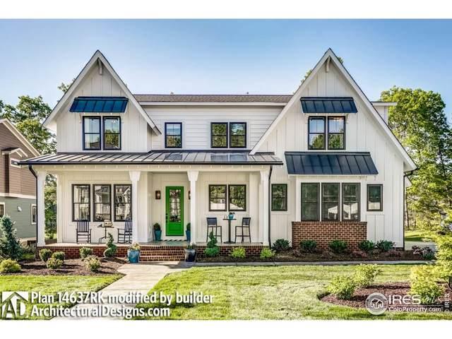 2120 7th St, Windsor, CO 80550 (MLS #934760) :: Coldwell Banker Plains