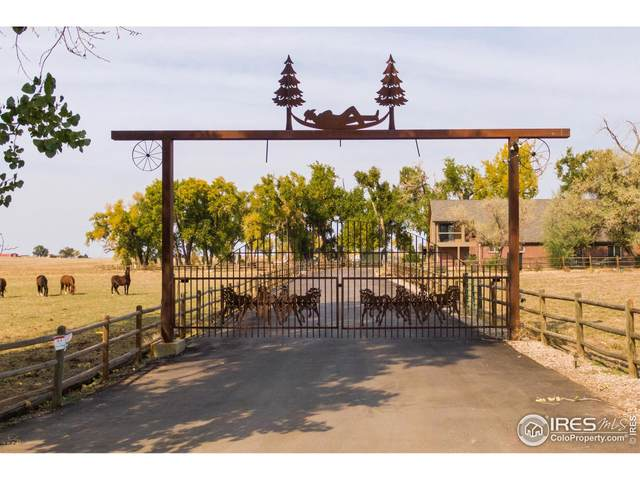 15511 County Road 12, Fort Lupton, CO 80621 (MLS #935019) :: Bliss Realty Group