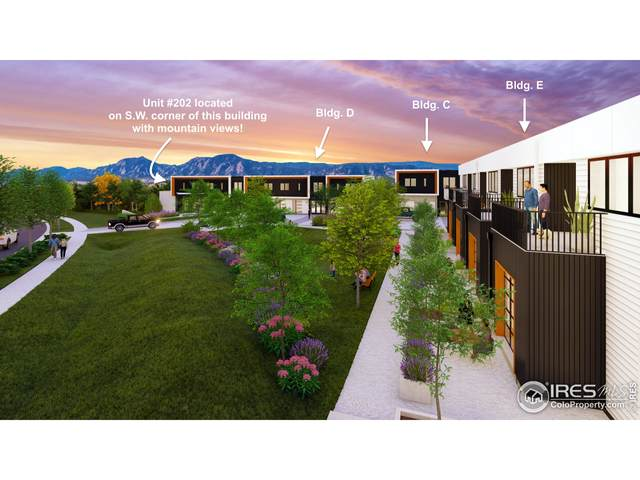 3261 Airport Rd #202, Boulder, CO 80301 (MLS #935500) :: J2 Real Estate Group at Remax Alliance