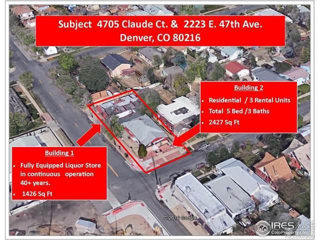 4705 N Claude Ct, Denver, CO 80216 (MLS #935946) :: Bliss Realty Group