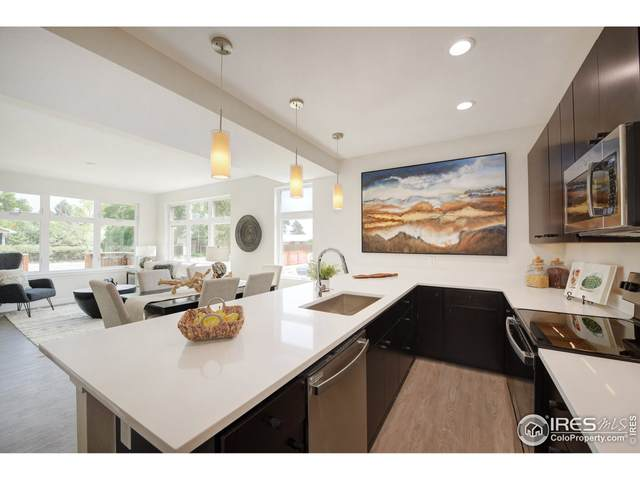 406 W Baseline Rd A, Lafayette, CO 80026 (#936609) :: The Griffith Home Team