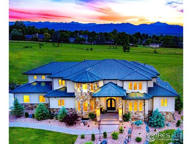 6771 Niwot Hills Dr, Niwot, CO 80503 (MLS #937086) :: The Sam Biller Home Team