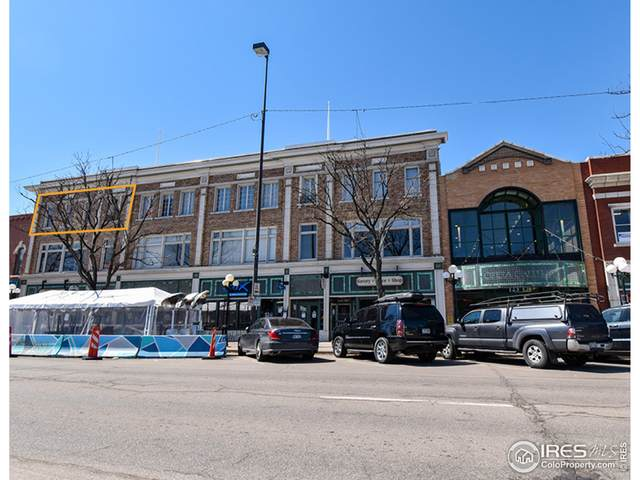 123 N College Ave #310, Fort Collins, CO 80524 (#937368) :: The Griffith Home Team
