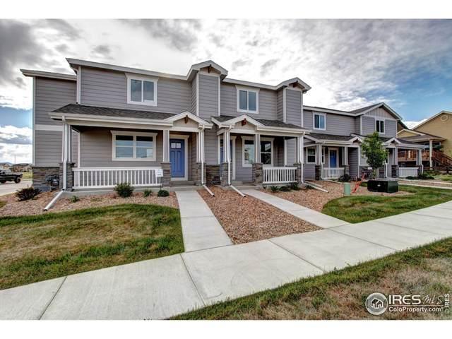 6109 Burdock Ct #101, Frederick, CO 80516 (#937883) :: Symbio Denver