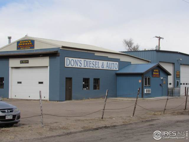 100 Walnut St, Fort Morgan, CO 80701 (#938184) :: iHomes Colorado