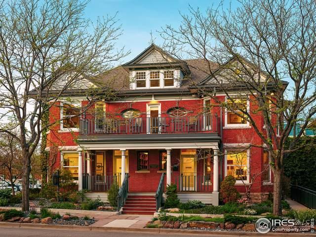 2118 13th St, Boulder, CO 80302 (MLS #938330) :: Coldwell Banker Plains