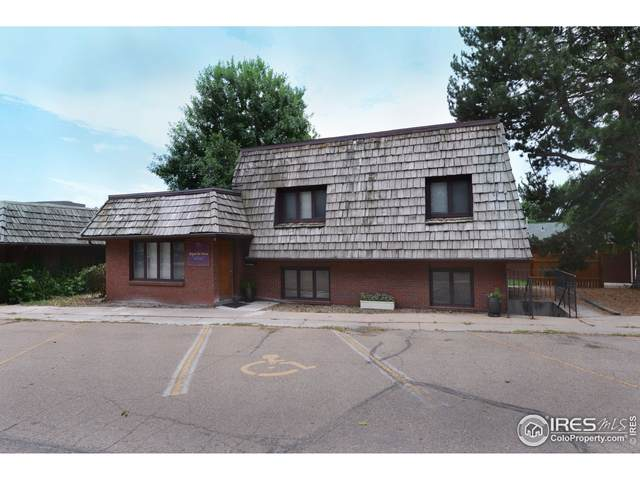 1031 Robertson St, Fort Collins, CO 80524 (MLS #938513) :: Tracy's Team
