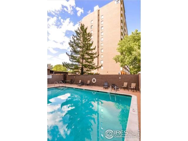 415 S Howes St #1103, Fort Collins, CO 80521 (MLS #938611) :: Find Colorado