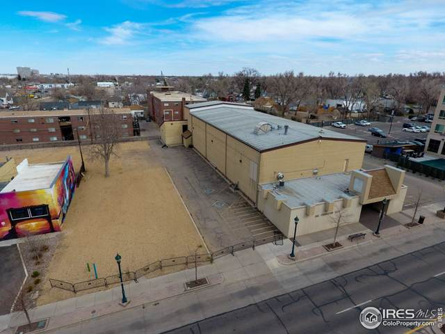 1510 8th Ave, Greeley, CO 80631 (MLS #938838) :: Downtown Real Estate Partners