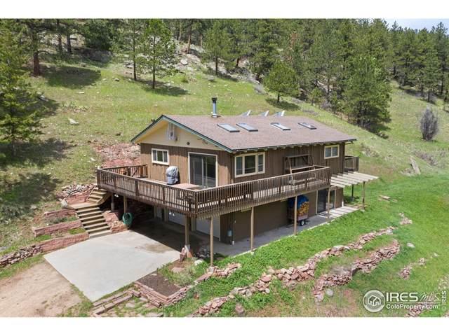 332 Valley Ln, Boulder, CO 80302 (#940159) :: James Crocker Team