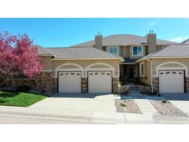 4702 Dusty Sage Dr #5, Fort Collins, CO 80526 (MLS #940253) :: Bliss Realty Group