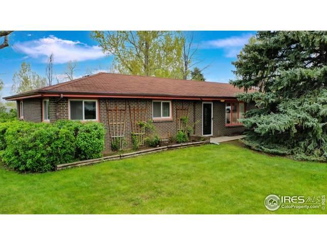 3521 Kenyon Dr, Fort Collins, CO 80524 (MLS #940259) :: J2 Real Estate Group at Remax Alliance