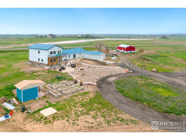 9401 N County Road 19, Fort Collins, CO 80524 (#940457) :: Compass Colorado Realty