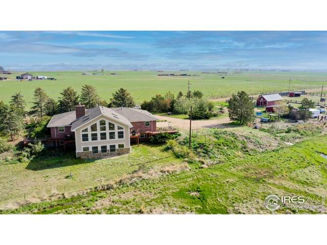 27020 County Road 48, Kersey, CO 80644 (MLS #940497) :: Downtown Real Estate Partners