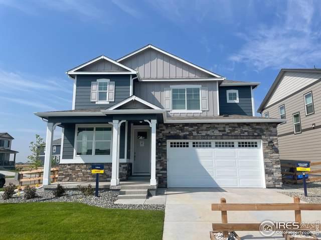 4357 Huntsman Dr, Fort Collins, CO 80524 (MLS #940500) :: J2 Real Estate Group at Remax Alliance