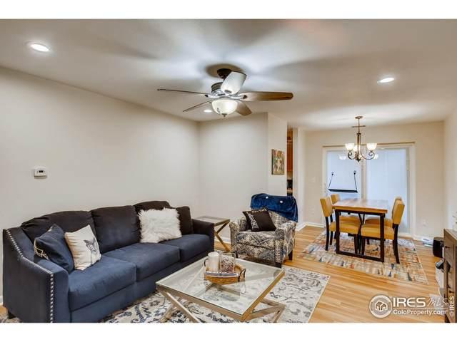 1576 Bradley Dr #101, Boulder, CO 80305 (MLS #940518) :: Coldwell Banker Plains