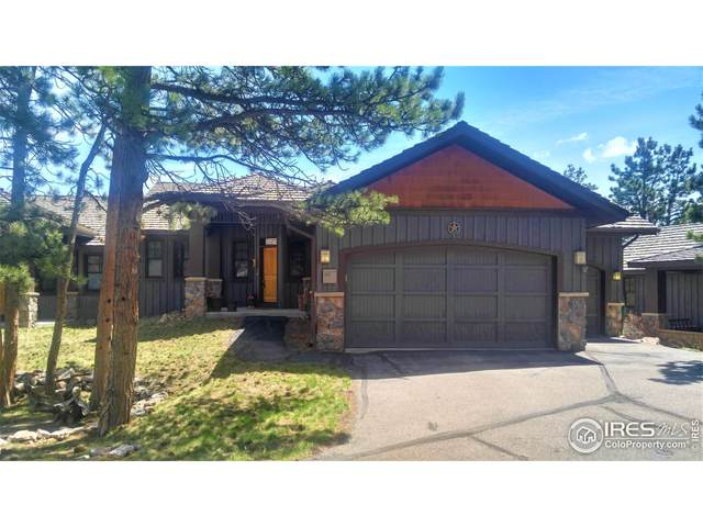 332 Juniper Ct, Red Feather Lakes, CO 80545 (#940726) :: The Griffith Home Team