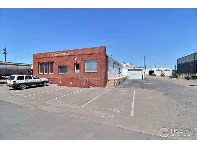 617 6th St, Greeley, CO 80631 (MLS #940773) :: Keller Williams Realty