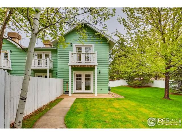 3517 Broadway St F, Boulder, CO 80304 (MLS #940802) :: J2 Real Estate Group at Remax Alliance