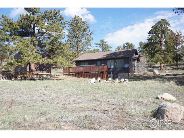 110 Lone Pine Ct, Red Feather Lakes, CO 80545 (MLS #940823) :: Tracy's Team
