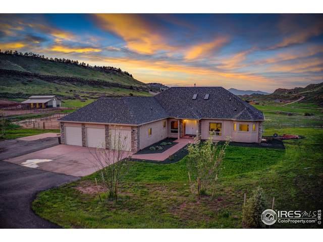 4629 Sedona Hills Dr, Loveland, CO 80537 (MLS #940879) :: Downtown Real Estate Partners