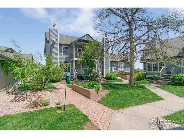 2828 Silverplume Dr #1, Fort Collins, CO 80526 (#940950) :: The Griffith Home Team